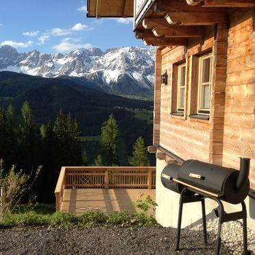Ausblick Dachstein Massiv, Chalet Dachstein , Pichl, Schladming-Dachstein, Steiermark, Österreich