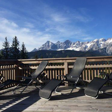 Balkon, Chalet Mitterspitz, Pichl, Schladming-Dachstein, Steiermark, Österreich