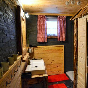 Almchalet Schneeberg, Sauna