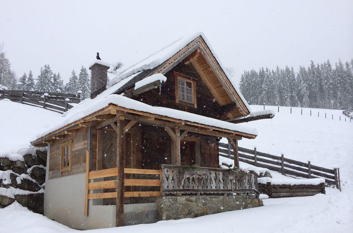 Schladming Dachstein Troadkostn, Winter