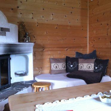 Stube, Reitlehen Hütte in St. Johann im Pongau, Salzburg, Salzburg, Österreich