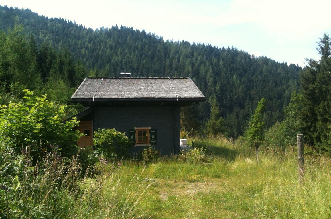 Reitlehen Hütte, Summer