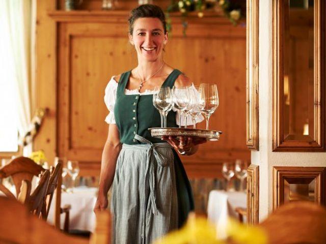 Restaurantfachmann/ - frau