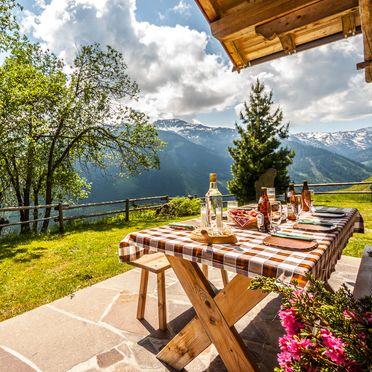 Sommer, Berghütte Kelchsau, Wörgl, Tirol, Tirol, Österreich