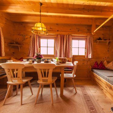 Stube, Berghütte Kelchsau in Wörgl, Tirol, Tirol, Österreich