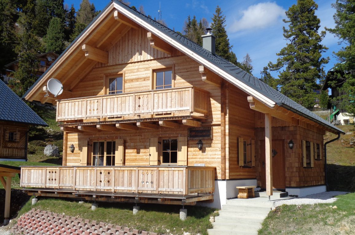 Holzknechthütte, Summer