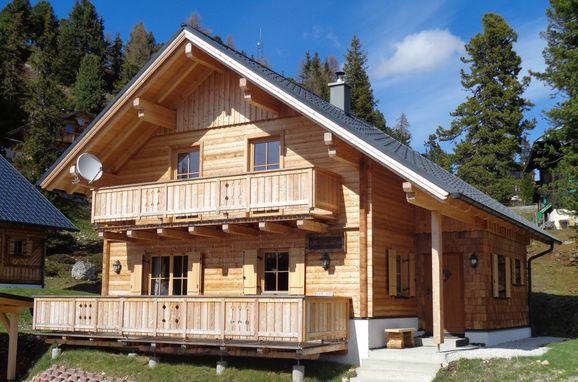 Summer, Holzknechthütte in Aich, Steiermark, Styria , Austria