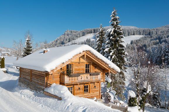 Winter, Chalet Steinbock in St. Martin, Salzburg, Salzburg, Austria