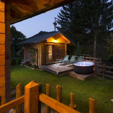 Chalet Steinbock, Sauna and Jacuzzi