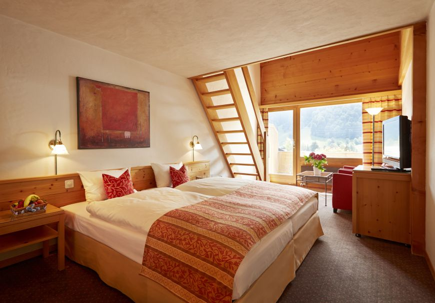 """Chambre duplex sud avec balcon """"Classic"""""""