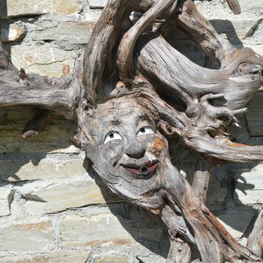 Chalet Schareck, Brunnen