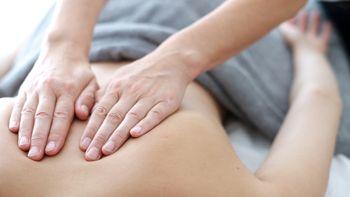 Intensive Back Massage