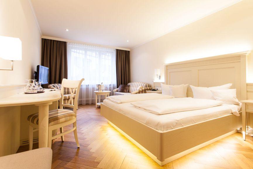 Gemütliches Romantik Doppelzimmer