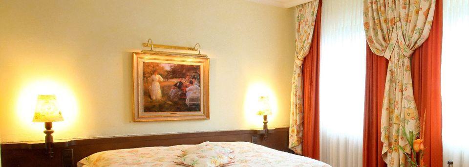 Chambre double standard - Hotel Sackmann