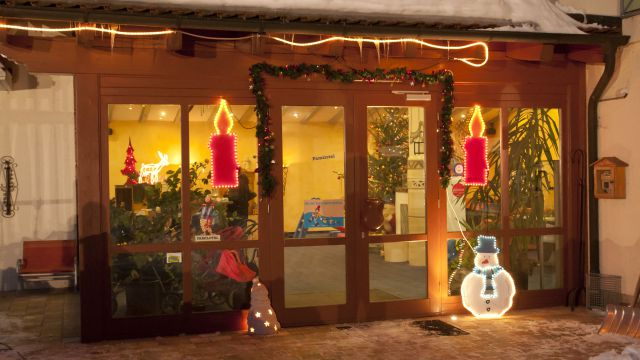 Märchenhafte Weihnachtstage