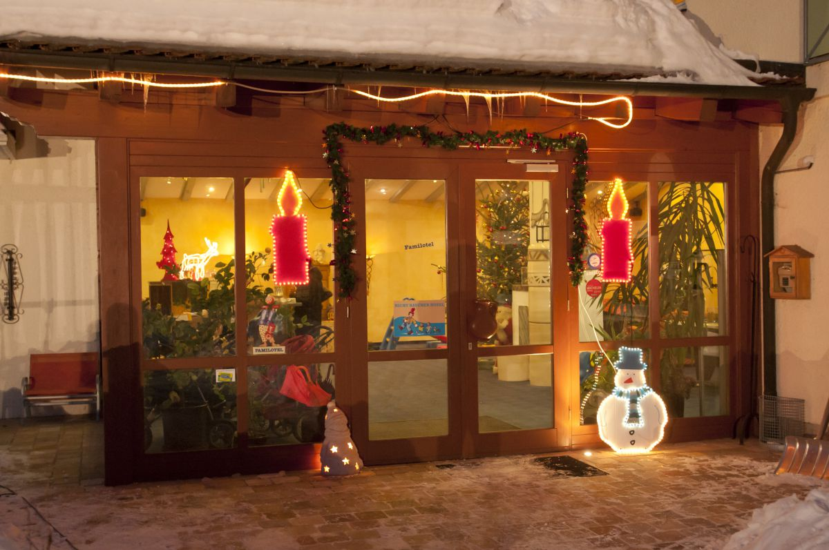 Märchenhafte Weihnachtstage 7 Tage