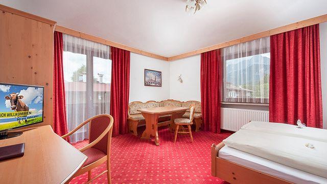 Familien Apartment Straussennest im Hotel Central