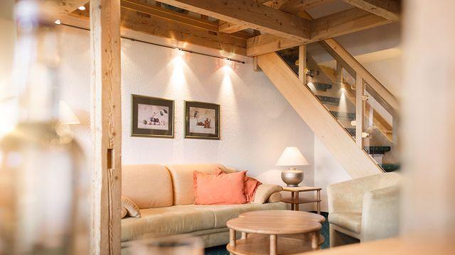 Suiten Trettach | 80 m² - 3-Raum