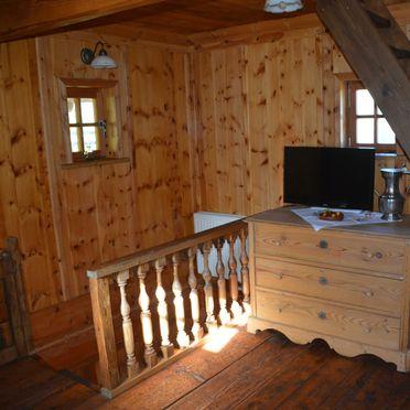 Livingroom, Kreischberg Troadkasten in Stadl, Steiermark, Styria , Austria