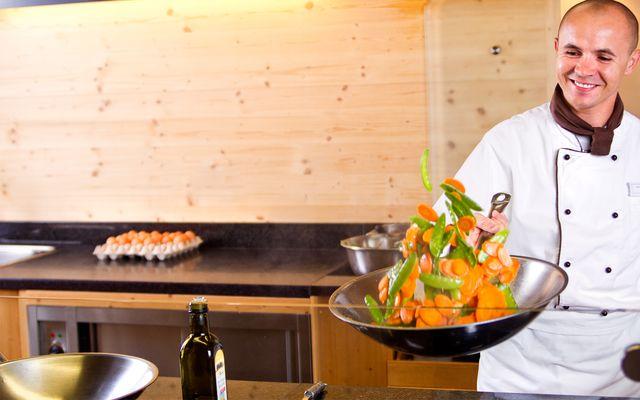 Biohotel Ifenblick: Erstklassige Bio-Küche