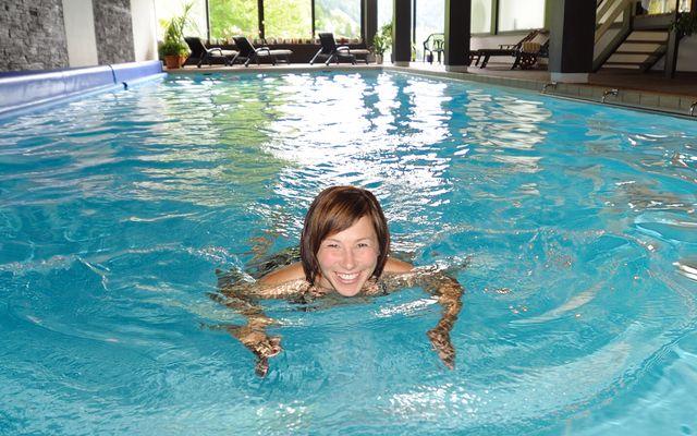 Biohotel Ifenblick: Wellness-Bereich mit Schwimmbad