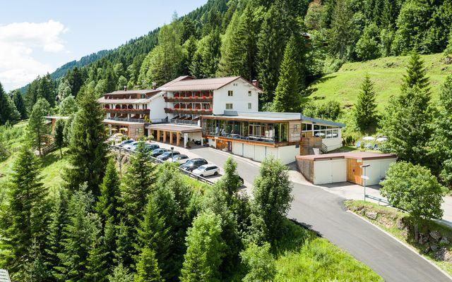 Berghotel Ifenblick idyllisch auf 1.100m