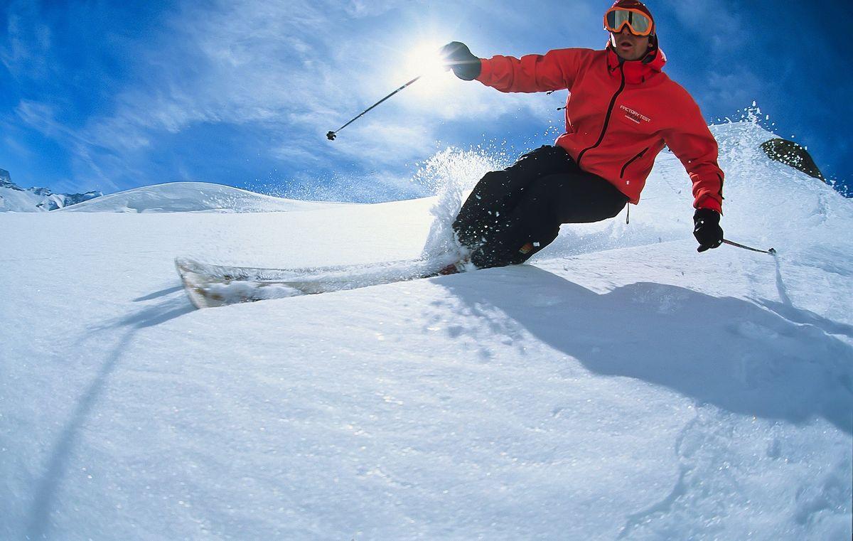 Eine Woche Skiurlaub mit der ganzen Familie