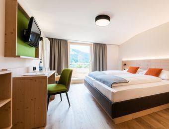 Riedbergerhorn double room - Berghotel Ifenblick