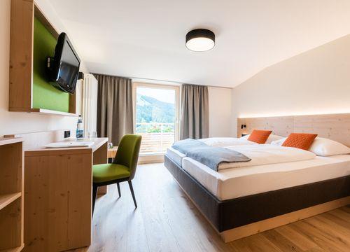 Riedbergerhorn double room (1/1) - Berghotel Ifenblick