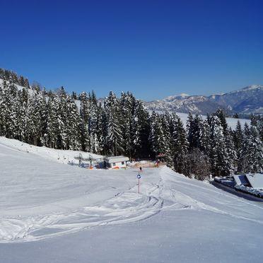 Skipiste, Chalet Alpenblick, Kitzbühel, Tirol, Tirol, Österreich