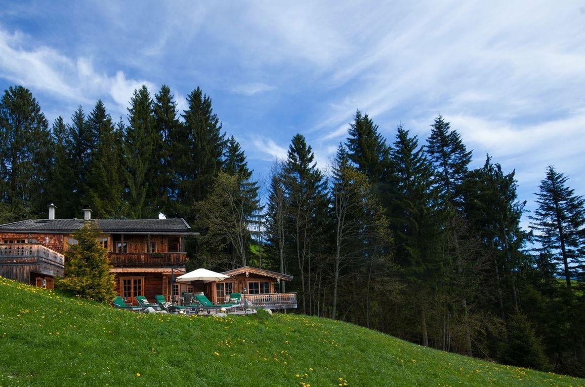 Chalet Alpenblick, Sommer