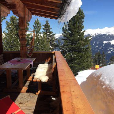 Terrace, Chalet Hochzillertal, Kaltenbach im Zillertal, Tirol, Tyrol, Austria