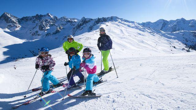 Skiwochenende  mit 2-Tages-Skipass