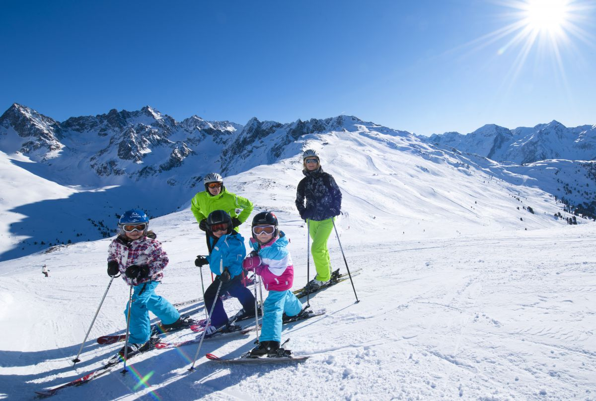 Ski-Kurzurlaub zwischen Weihnachten und Silvester inkl. 2 -Tages -Skipass