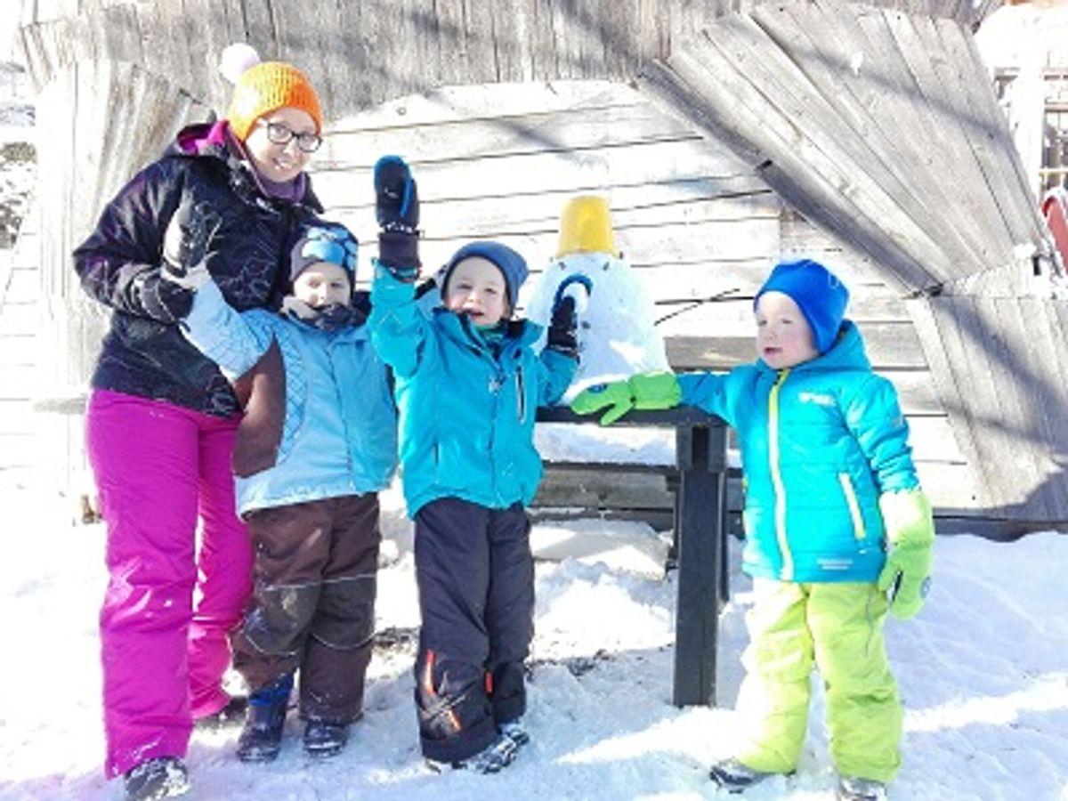 Kurzwoche mit 5-Tages-Skipass - Baby- und Miniclub GRATIS