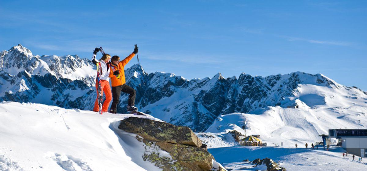 Weihnachten in den Bergen 7 Übernachtungen inkl. 6-Tages-Skipass