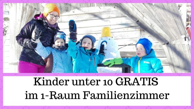 7 Nächte Winterzauber in den Baby- und Zwergerlwochen inkl. 6-Tages-Skipass