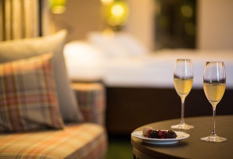Romantik Hotel Jagdhaus Eiden am See: Auswahl-Angebot