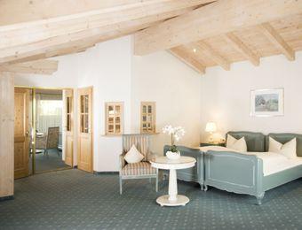 stanza di famiglia - Biohotel & Bierbrauerei Garmischer Hof