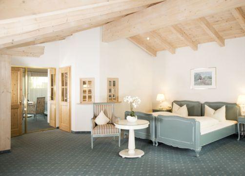 stanza di famiglia (1/2) - Biohotel & Bierbrauerei Garmischer Hof