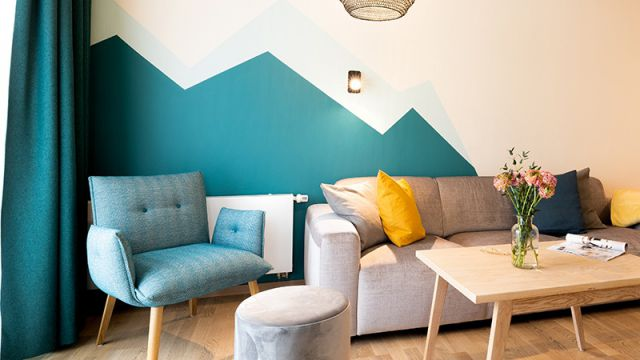 Apt. Typ KM | 40-50 m² - 3-Raum