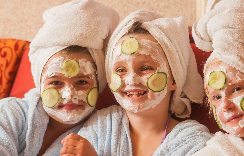 Kosmetik für Teens