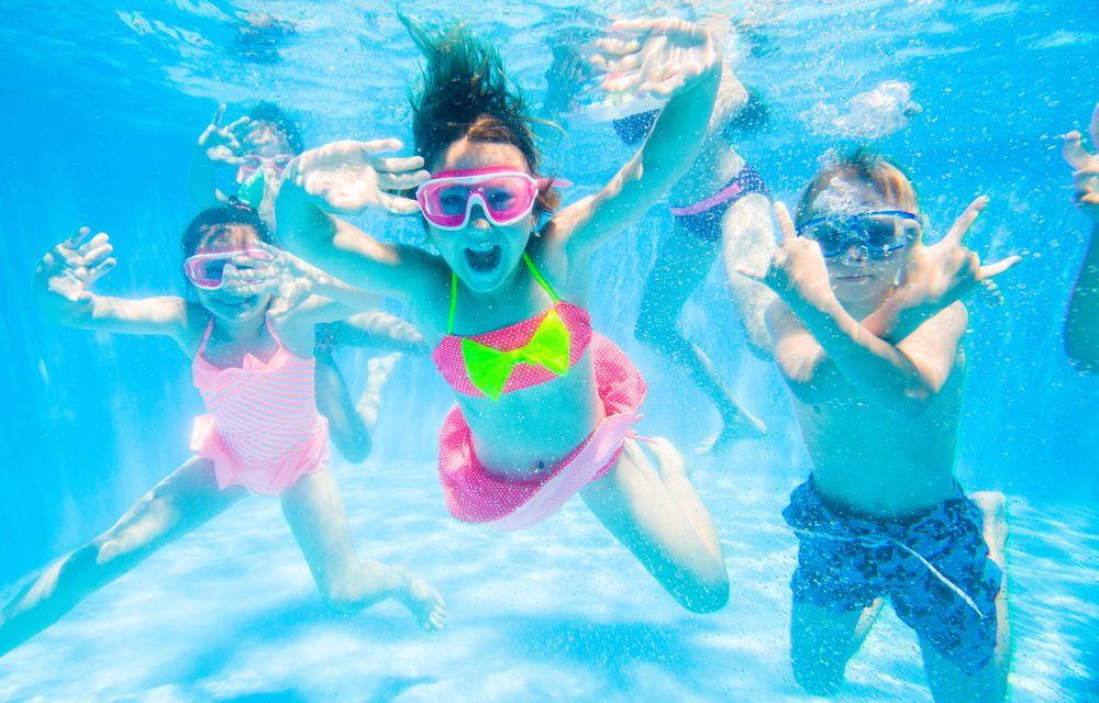 Happy-Schwimmschule