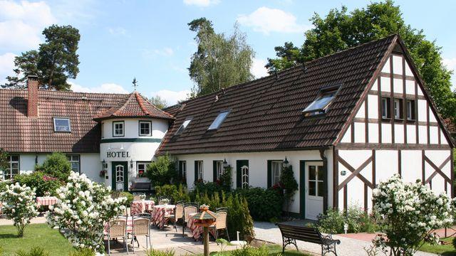 Familotel Borchard's Rookhus