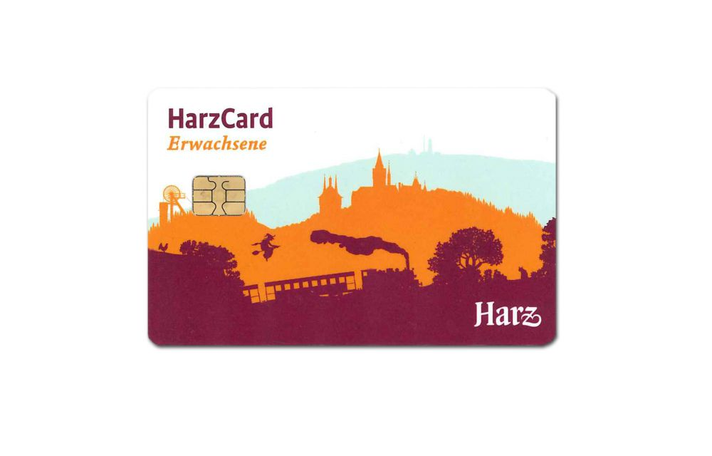 HarzCard 4 Tage