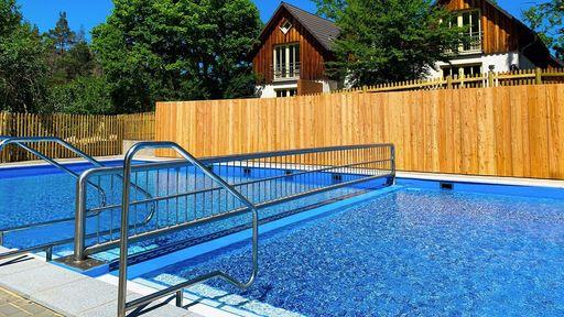 Familotel Family Club Harz Sommer Pool