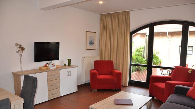 Familienappartement | 80 qm - 3-Raum