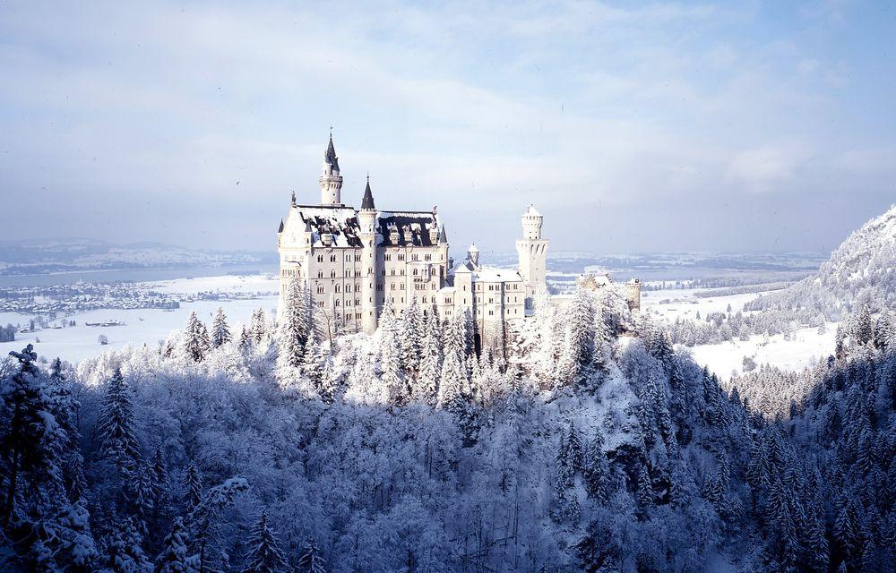 (P) Zauberhafter Winterausflug zum Märchenschloss Neuschwanstein