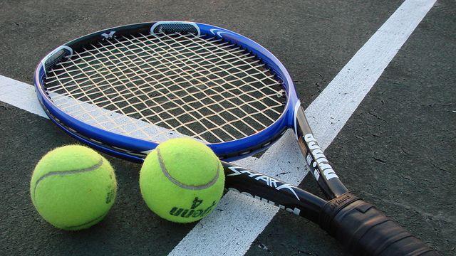 NEU: Spiel, Satz und Sieg... Tennis spielen im Bavaria