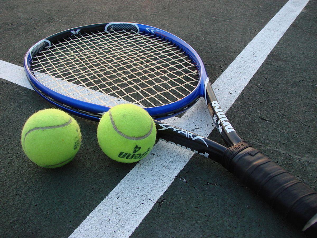 Spiel, Satz und Sieg... Tennis spielen im Bavaria
